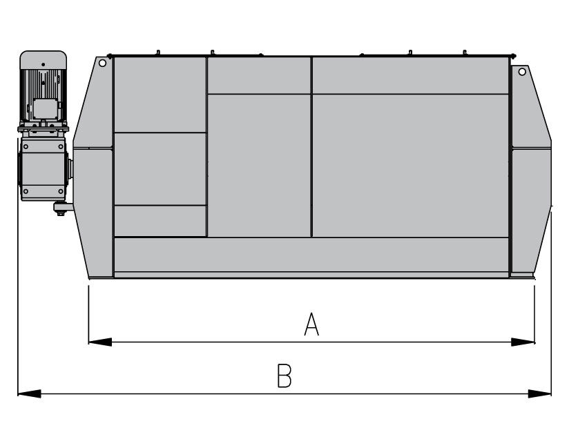 Mezcladoras - Datos técnicos - Tallers Cuñat