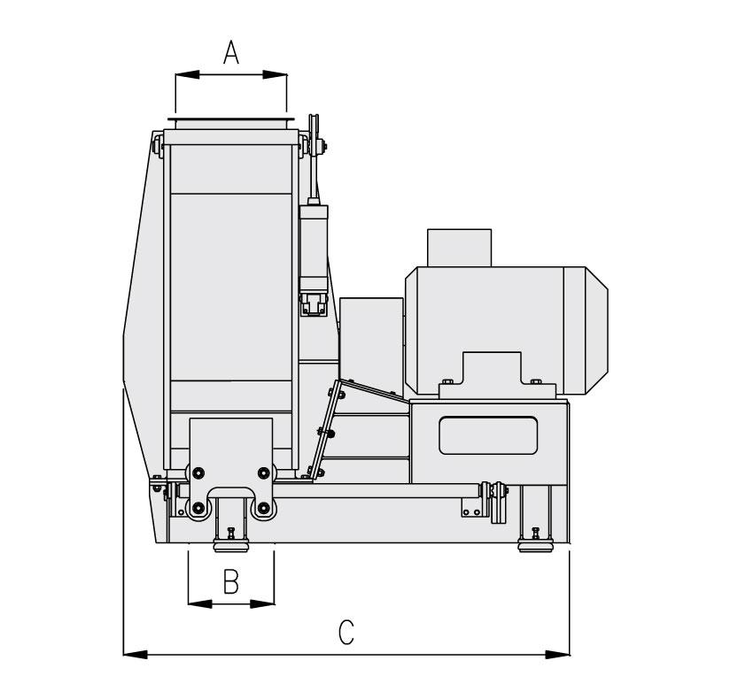 Molino TCMH 1500 - Datos técnicos - Tallers Cuñat