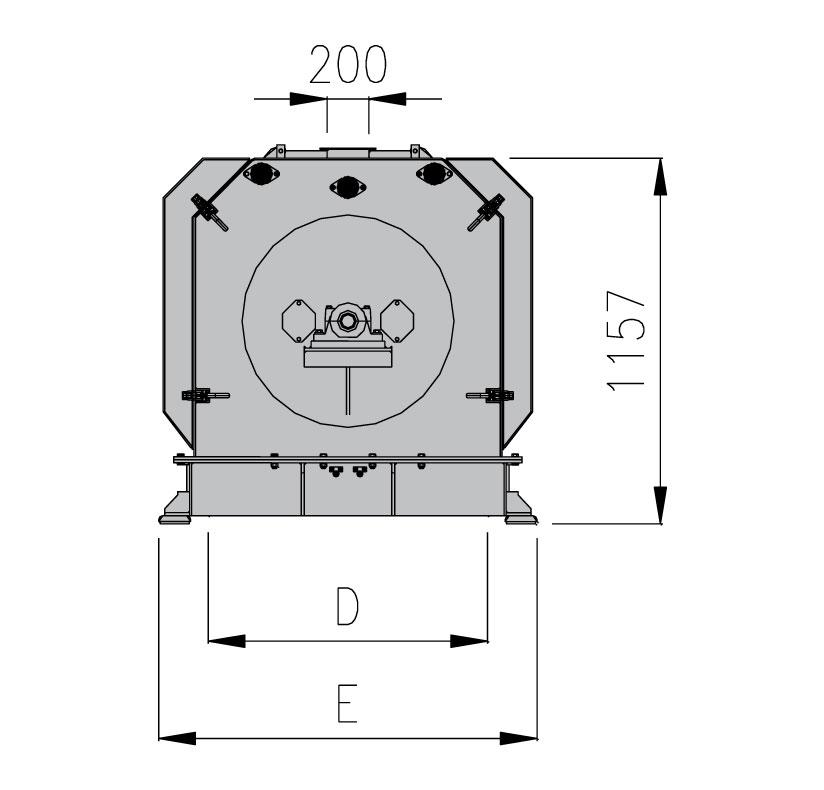 Molino TCMH 3000 - Datos técnicos - Tallers Cuñat