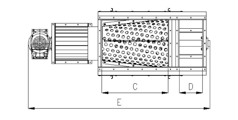 Cernedores - Datos técnicos - Tallers Cuñat